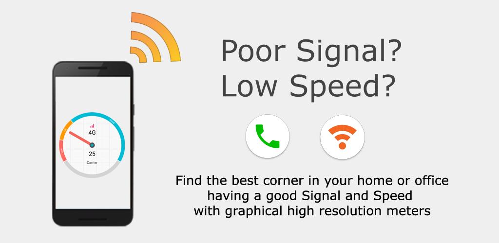 دانلود Signal Strength 24.1.2 – بررسی قدرت سیگنال ارتباطی اندروید + مود