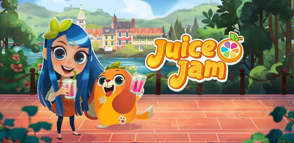 دانلود Juice Jam 3.21.3 – بازی فوق العاده پازل میوه ها اندروید + مود