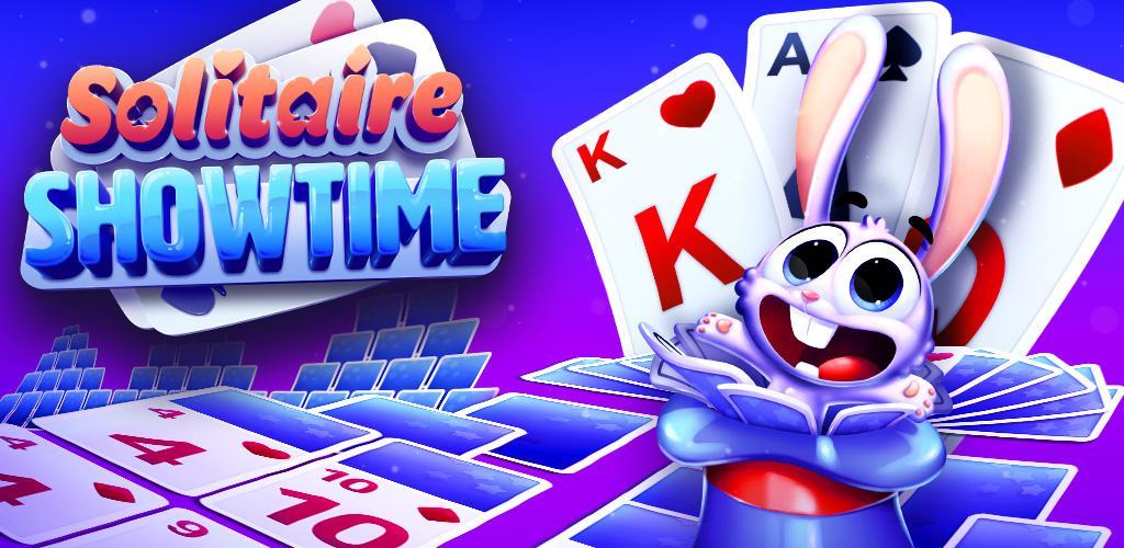 """دانلود Solitaire Showtime: Tri Peaks Solitaire 19.1.0 – بازی سرگرم کننده """"نمایش کارتی"""" اندروید!"""