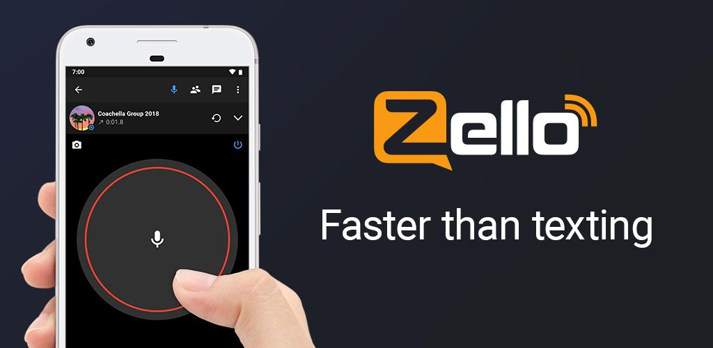 دانلود Zello PTT Walkie Talkie 4.105.3 – اپلیکیشن پیام رسان واکی تاکیاندروید!