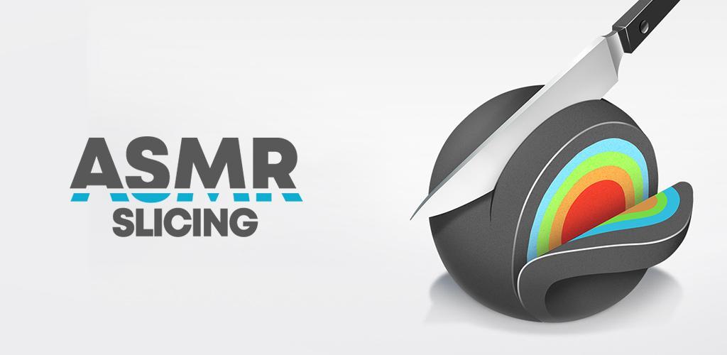 """دانلود ASMR Slicing 1.7.3 – بازی شبیه سازی جالب """"برش شکل ها"""" اندروید + مود"""