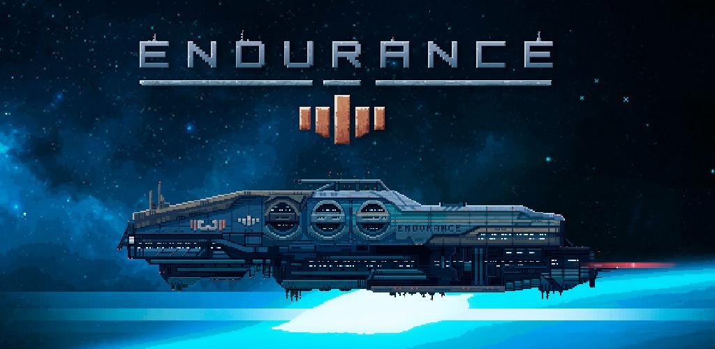 "دانلود Endurance – space action offline 2.0.2 – بازی اکشن پیکسلی ""مقاومت"" اندروید + مود"