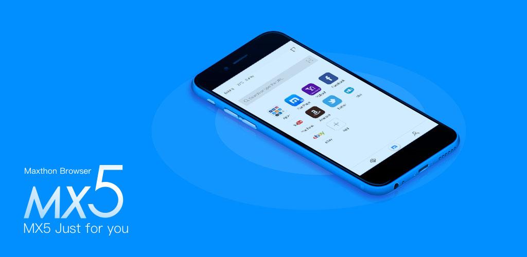 دانلود Maxthon Browser 6.0.0.3446 – مرورگر وب سریع و ساده ماکستون برای اندروید!