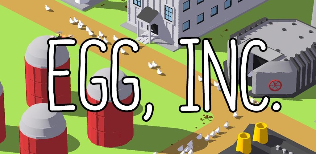 دانلود Egg Inc 1.20.5.1 – بازی محبوب شبیه سازی مرغداری اندروید + مود