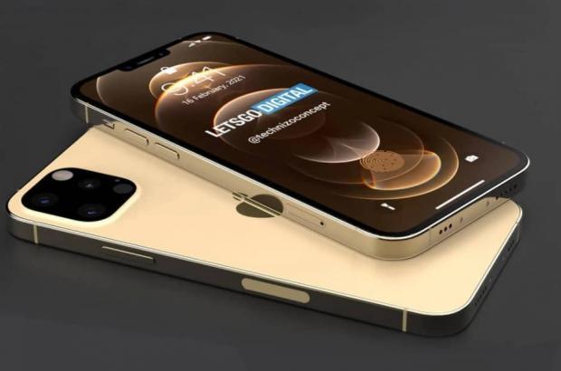 تصاویری از طراحی احتمالی آیفون ۱۳ پرو اپل منتشر شد