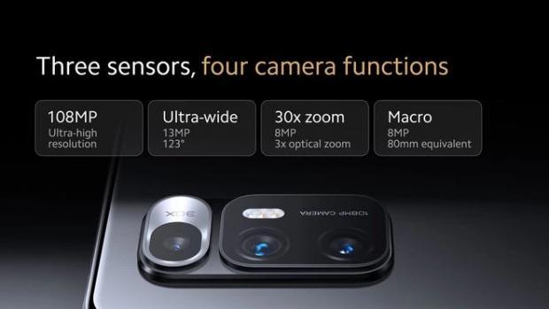 فناوری لنز دوربین مایع
